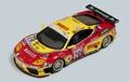 Ferrari F360 Modena GT #70 Le Mans 2003Terrien Simone Babini 1/43