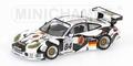 Porsche 911 GT3 RS 24 h Le Mans 2004 Brugess Colin Bagnall 1/43