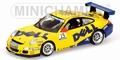 Porsche 911 GT3 # 15  SUPERCUP 2006 Duncan Huisman Dell 1/43