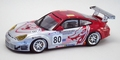 Porsche 911 GT3 rsr #80 24h Le Mans 2005 Van Overbeek 1/43