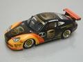 Porsche 911 GT3 cup #1 UPS worldwide service Michelin Mobil1 1/43