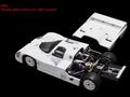 Porsche 956 LH show car 1983 Frankfurt  1/43