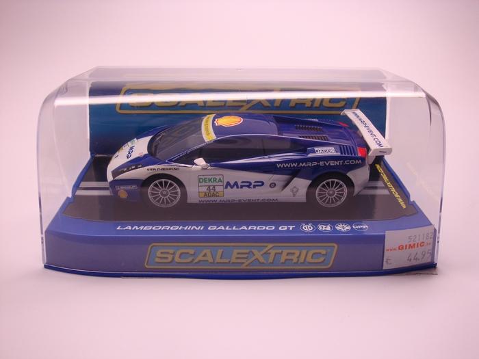 Lamborghini Gallardo Gtr Mrp 44 1 32